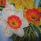 Купить картина бисером Однажды весной, Картины цветов, Картины и панно ручной работы. Мастер Евгения Закора (gold-thread) .
