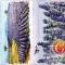 Купить Декупажная карта Цветочная долина формат А4, Промышленные, Декупажные салфетки, Декупаж и роспись ручной работы. Мастер   (cheap-art) . декупажная карта