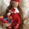 Купить Интерьерная текстильная кукла , Текстильные, Коллекционные куклы, Куклы и игрушки ручной работы. Мастер Анастасия Пархимович (Anastasik86) . игрушка для интерьера