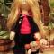Купить Снежка, Текстильные, Коллекционные куклы, Куклы и игрушки ручной работы. Мастер Сана Куклы (Sana) . интерьерная кукла