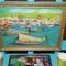 Купить Мальта, Картины и панно ручной работы. Мастер Александр Костенко (kostenko67) .