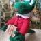 Купить Крокодил Гена, Другие животные, Зверята, Куклы и игрушки ручной работы. Мастер Светлана Алексеева (Swet58lana) .