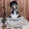 Купить Интерьерная кукла, Полимерная глина, Коллекционные куклы, Куклы и игрушки ручной работы. Мастер Жанна Иванова (ganna12) .
