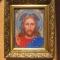 Купить Икона Иисус Христос вышитая бисером, Иконы, Картины и панно ручной работы. Мастер Елена Моночкова (Cat-fold) . вышивка