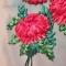 Купить Картина Хризантемы, Картины цветов, Картины и панно ручной работы. Мастер Кирилл Романов (Hendiyokai) . вышивка лентами