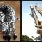 Купить Зебра Ефросинья  и Жираф Иннокентий, Куклы и игрушки ручной работы. Мастер Юлия Карнаух (Neiroli) . игрушка жираф