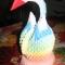 Купить Лебедь, Персональные подарки, Подарки к праздникам ручной работы. Мастер Марина Елистратова (Marina87) .