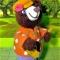 Купить Интерьерная игрушка из шерсти Мишель Потапыч, Войлочные, Коллекционные куклы, Куклы и игрушки ручной работы. Мастер irma  (irmatan) . валяная