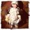 Купить Текстильная девочка, Куклы и игрушки ручной работы. Мастер Алиса Д. (alice-d) . авторская кукла