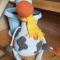 Купить Вязаный жираф, Другие животные, Зверята, Куклы и игрушки ручной работы. Мастер Ольга Ершова (olka25) . игрушка жираф
