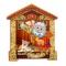 Купить Магнит виниловый оберег, Персональные подарки, Подарки к праздникам ручной работы. Мастер Сергей Ажимов (beridari59) . оберег в подарок