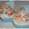 Купить Мыло ручной работы Воздушные корзиночки-сердечки, Сладости, Мыло, Косметика ручной работы. Мастер Ирина Литвинова (Elf-House) . мыло сувенирное