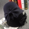 Купить Шляпа женская с роскошным бантом, Шляпы, Головные уборы, Аксессуары ручной работы. Мастер Наталья Солнцева (NatalySun) .