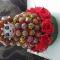 Купить Матрёшка из чупа-чупсов маленькая, Букеты из конфет, Букеты, Цветы и флористика ручной работы. Мастер Светлана Хрущёва (SvetaKN78) . матрёшка
