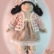 Купить Рози, Вальдорфская игрушка, Куклы и игрушки ручной работы. Мастер Виктория К (kuklandia) . для девочек
