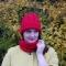 Купить Шапка вязаная зимняя , Шапки, Головные уборы, Аксессуары ручной работы. Мастер марина богданова (marinochka) . шапка вязаная