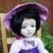 Купить Текстильная кукла Ариша, Текстильные, Коллекционные куклы, Куклы и игрушки ручной работы. Мастер Елена Минаева (elemina) .