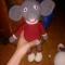 Купить Мышонок, Мыши, Зверята, Куклы и игрушки ручной работы. Мастер Наталья Федоровская (Natalya33) .