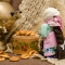 Купить Народная кукла Ведучка, Народные куклы, Куклы и игрушки ручной работы. Мастер Анастасия Миротворцева (Lukovka) . ведущая в жизнь