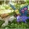 Купить Бабочка-Кокетка, Другие животные, Зверята, Куклы и игрушки ручной работы. Мастер Наталья  (nnattalli) . цветочный мотив