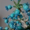 Купить деревце из бирюзы  ГОЛУБЫЕ ШАРИКИ, Природные материалы, Деревья, Цветы и флористика ручной работы. Мастер Светлана Орлова (Totochka) .