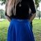 Купить Льняная юбка-солнце с вышивкой, Шитые, Юбки, Одежда ручной работы. Мастер Татьяна Новикова (beauty-simpl) .