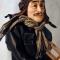 Купить Авторская кукла Лётчик, Смешанная техника, Коллекционные куклы, Куклы и игрушки ручной работы. Мастер Елена Коноплина (Dizart) . авторская кукла