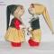 Купить гномы Светик и Светлячок, Куклы и игрушки ручной работы. Мастер Наташа Фиалка (fialka) .