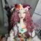 Купить Олеся, Текстильные, Коллекционные куклы, Куклы и игрушки ручной работы. Мастер Ирина Бадюкова (Irinabdk) . интерьерная кукла