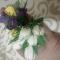 Купить Броши, Аксессуары ручной работы. Мастер катерина горшунова (79504434913) . цветы из фоамирана