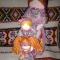 Купить Доченьки (кукла-оберег), Народные куклы, Куклы и игрушки ручной работы. Мастер Оксана  (Ksysha) . натуральные