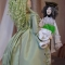 Купить Куклы в историческом костюме, Текстильные, Коллекционные куклы, Куклы и игрушки ручной работы. Мастер Ирина Бадюкова (Irinabdk) . франция