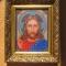 Купить Икона Иисус Христос вышитая бисером, Иконы, Картины и панно ручной работы. Мастер Елена Моночкова (Cat-fold) . икона