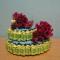 Купить Торт 2х ярусный, Сувениры и подарки ручной работы. Мастер Светлана Глазунова (kler24) . торт из конфет