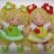 Купить Сестричка в салатовом наряде 32 см, Вальдорфская игрушка, Куклы и игрушки ручной работы. Мастер Наталия Морозова (Natali) . желтый