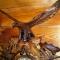 Купить Часы настенные красного дерева, Настенные, Часы для дома, Для дома и интерьера ручной работы. Мастер Ярослав Непомнящий (Yaroslav) . резьба по дереву