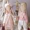 Купить Карамельная парочка, Куклы и игрушки ручной работы. Мастер Сана Куклы (Sana) . интерьерная кукла