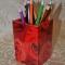 Купить Карандашница Розы, Корзины, коробы, Для дома и интерьера ручной работы. Мастер Светлана Циркунова (lana5121969) . карандашница
