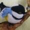 Купить Синица в руке, Птицы, Зверята, Куклы и игрушки ручной работы. Мастер   (KotoFeya) . авторские игрушки