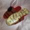 Купить Шлепанцы, Домашние тапочки, Обувь ручной работы. Мастер Надежда Зыбина (89293221436) .