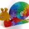 Купить Улитка, Развивающие игрушки, Куклы и игрушки ручной работы. Мастер Ирина Якимцова (Yarina) . дерево береза