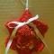 Купить Подвеска Ароматный мандарин, Новогодние сувениры, Новый год, Подарки к праздникам ручной работы. Мастер Людмила  (Lyudmila) .